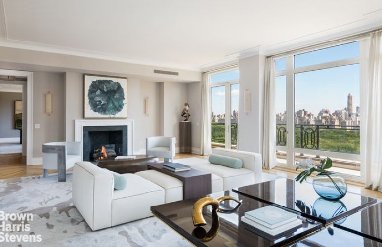 15 Central Park West Property Image